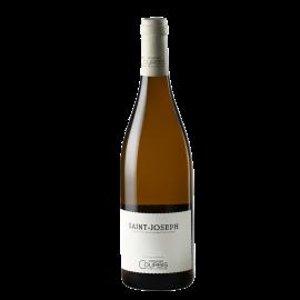 Saint Joseph Vin blanc du Rhône méridional -Domaine Courbis